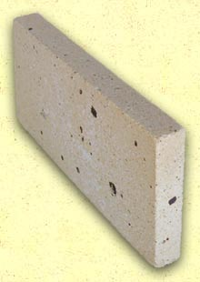 <strong>Split Firebrick Dimensions</strong><br />