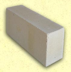 <strong>Straight Firebrick Dimensions</strong><br />